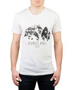 T-shirt Aiguille Verte