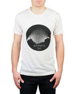 t-shirt alpamayo andes
