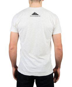 men t-shirt sport climbing