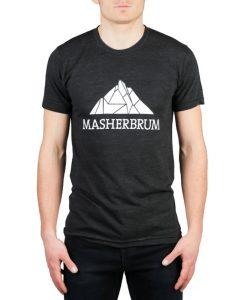MEN'S MASHERBRUM LOGO T-SHIRT
