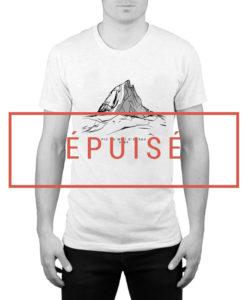 T-shirt du Pic du Midi d'Ossau