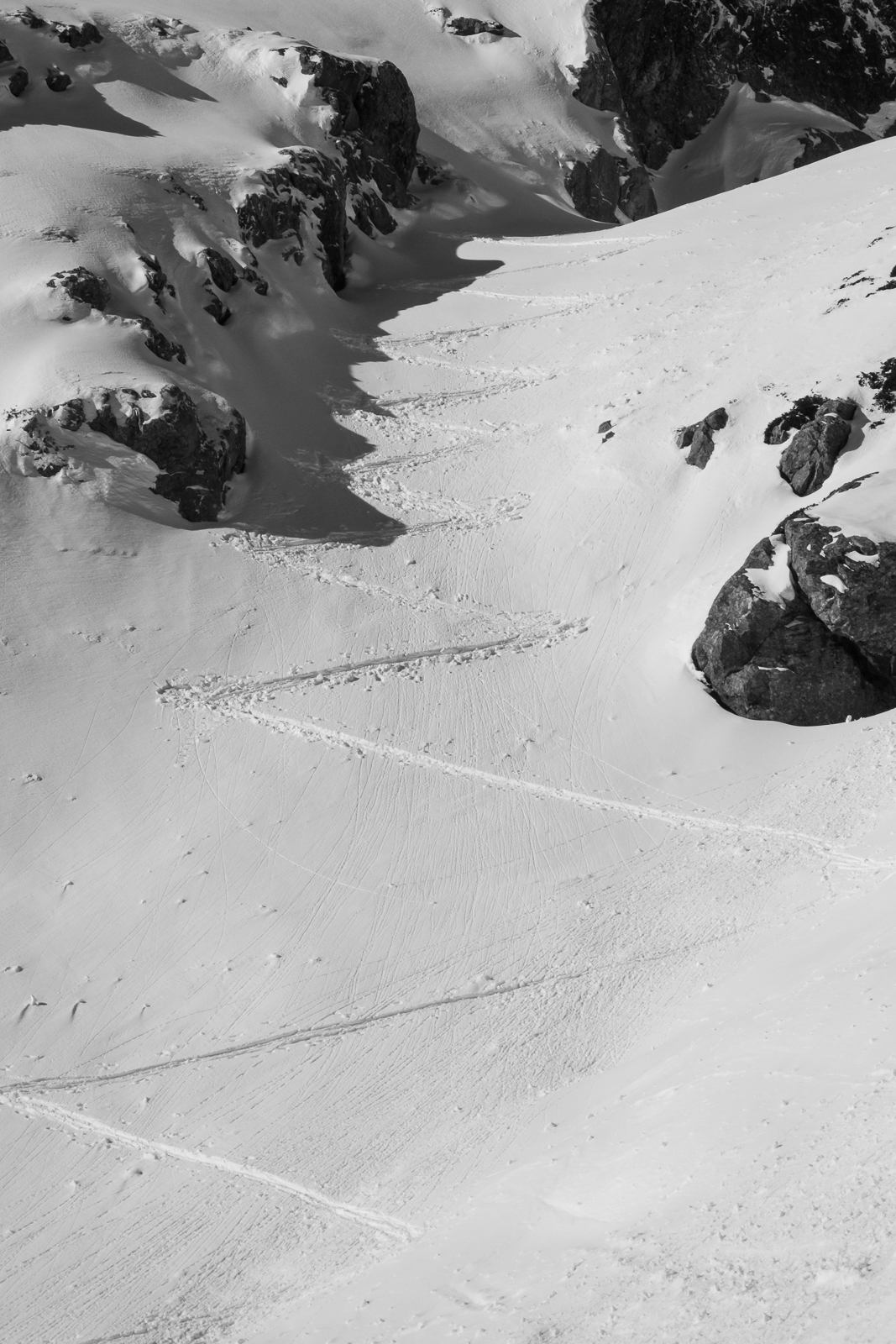 conversion technique ski de rando